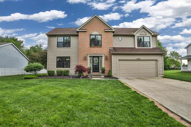 5423 Meadow Grove Drive, Grove City, OH 43123 (MLS #220016086) :: Exp Realty