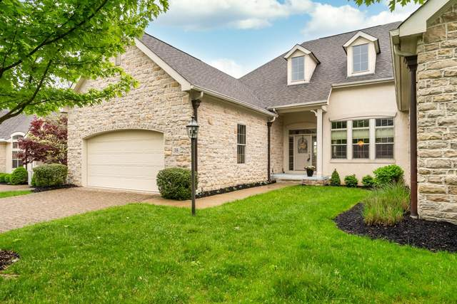 38 Windsor Village Drive, Westerville, OH 43081 (MLS #220016095) :: Signature Real Estate