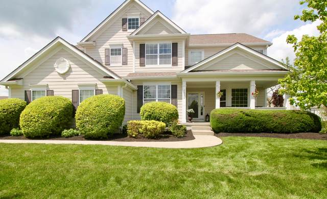 7322 Holbein Grove Pass, Blacklick, OH 43004 (MLS #220016108) :: CARLETON REALTY