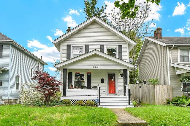 153 E Welch Avenue, Columbus, OH 43207 (MLS #220016134) :: Exp Realty