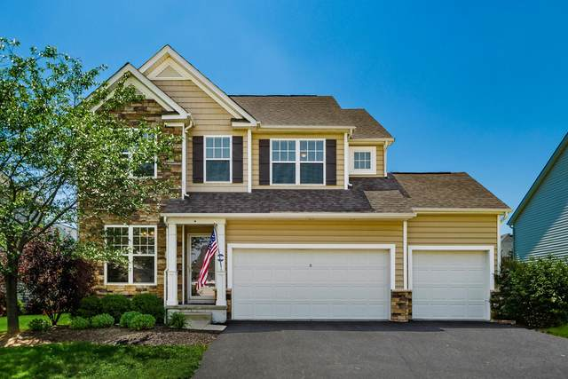 578 Apple Valley Circle, Delaware, OH 43015 (MLS #220016210) :: Berkshire Hathaway HomeServices Crager Tobin Real Estate