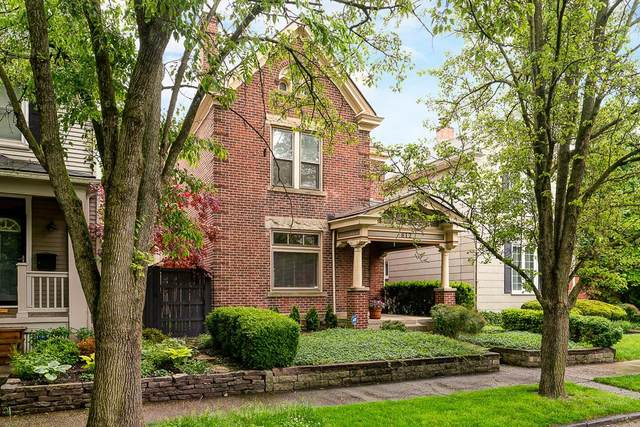 812 Ebner Street, Columbus, OH 43206 (MLS #220016221) :: RE/MAX ONE
