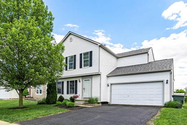 5879 Weston Woods Drive, Galloway, OH 43119 (MLS #220016860) :: Core Ohio Realty Advisors