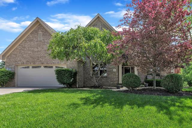 7664 Brandbury Place, Dublin, OH 43017 (MLS #220017017) :: ERA Real Solutions Realty