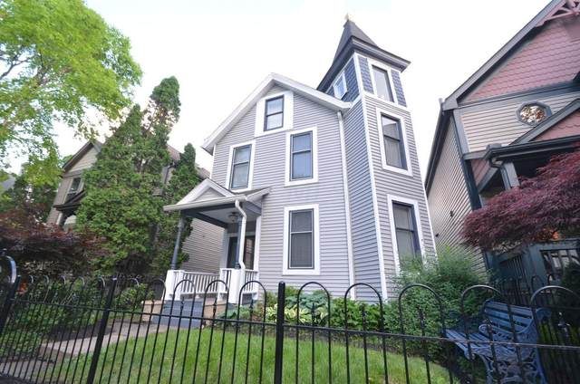 353 W 4TH Avenue, Columbus, OH 43201 (MLS #220017490) :: The Clark Group @ ERA Real Solutions Realty