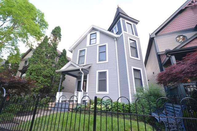 353 W 4TH Avenue, Columbus, OH 43201 (MLS #220017490) :: The KJ Ledford Group