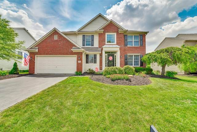 5773 Barbara Drive, Hilliard, OH 43026 (MLS #220018746) :: The Raines Group