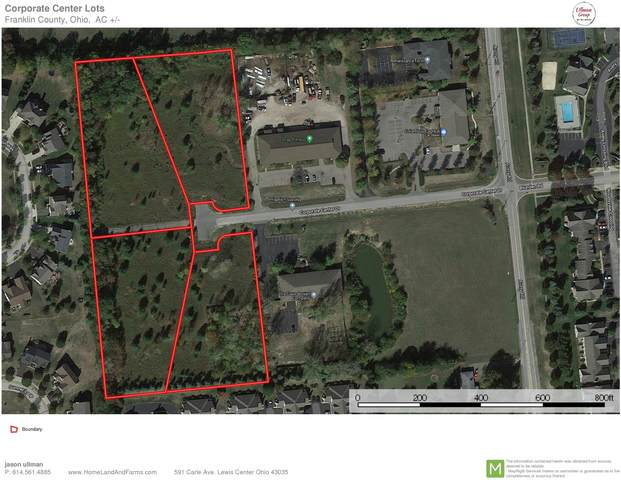 0 Corporate Center Drive, Dublin, OH 43016 (MLS #220019135) :: Exp Realty