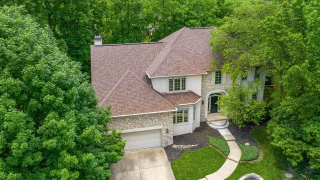 683 Brook Run Court, Westerville, OH 43081 (MLS #220019718) :: The Jeff and Neal Team | Nth Degree Realty