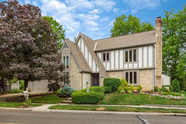 2280 Concord Village Drive, Columbus, OH 43220 (MLS #220020322) :: MORE Ohio