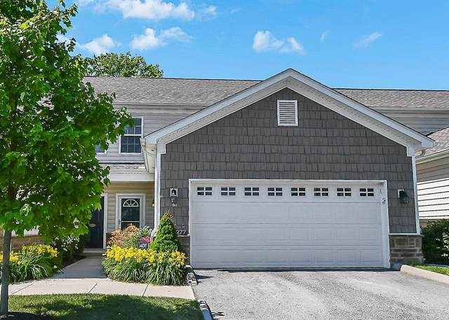 6277 Albany Bend Drive 6277A, Westerville, OH 43081 (MLS #220020376) :: Signature Real Estate