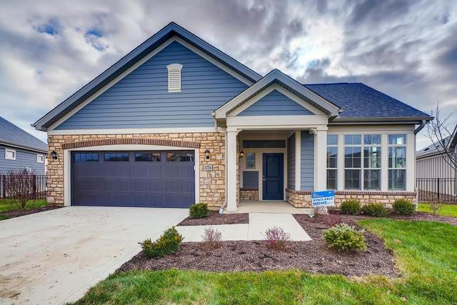 3734 Backstretch Way, Grove City, OH 43123 (MLS #220020447) :: HergGroup Central Ohio