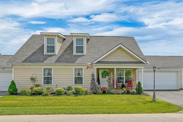 707 Cumberland Meadows Circle, Hebron, OH 43025 (MLS #220020543) :: Core Ohio Realty Advisors