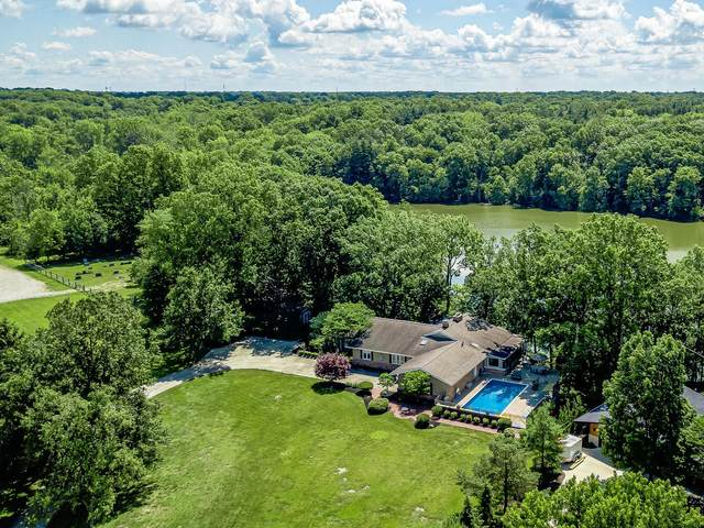 6533 Lake Of The Woods Point, Galena, OH 43021 (MLS #220020623) :: Sam Miller Team