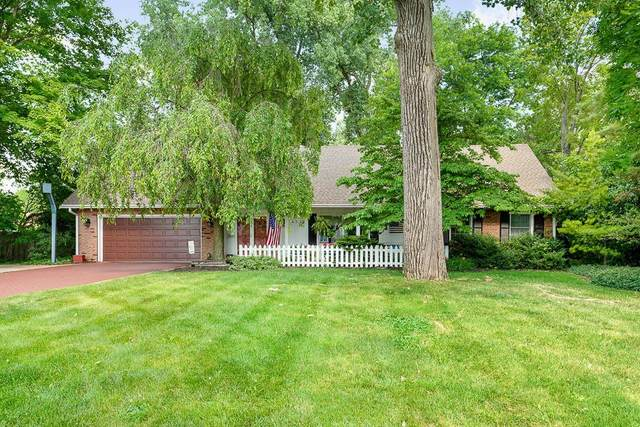 4322 Stratton Road, Upper Arlington, OH 43220 (MLS #220021054) :: Signature Real Estate