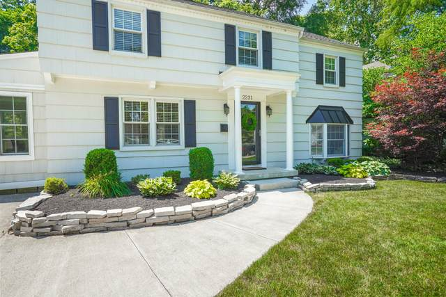 2231 Farleigh Road, Upper Arlington, OH 43221 (MLS #220021149) :: Signature Real Estate