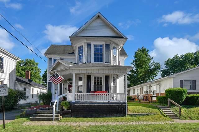 153 W 2nd Street, Logan, OH 43138 (MLS #220021314) :: Shannon Grimm & Partners Team