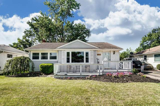 3055 Voeller Circle, Grove City, OH 43123 (MLS #220021495) :: The Clark Group @ ERA Real Solutions Realty