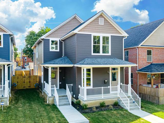 1436 Oak Street, Columbus, OH 43205 (MLS #220021680) :: Susanne Casey & Associates