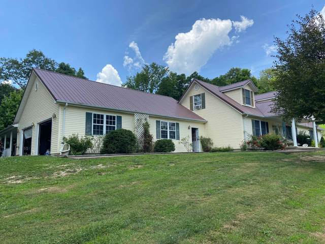 10600 Brick Plant Road, Glouster, OH 45732 (MLS #220021730) :: RE/MAX ONE