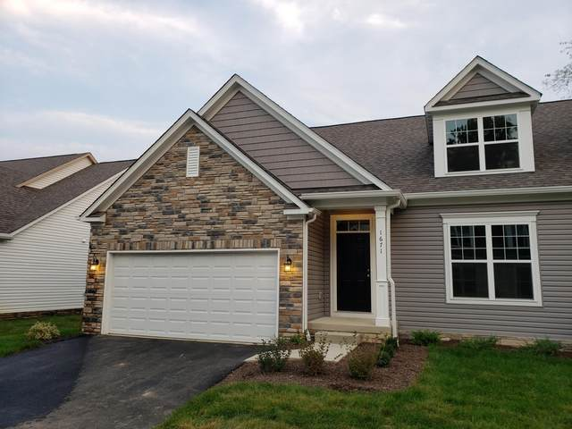 1643 Ainwick Bend, Grove City, OH 43123 (MLS #220021837) :: Greg & Desiree Goodrich | Brokered by Exp