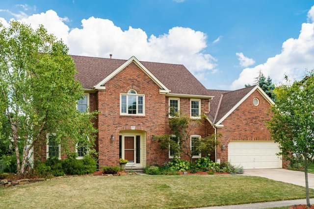 1110 Blue Heron Drive, Westerville, OH 43082 (MLS #220022145) :: Sam Miller Team