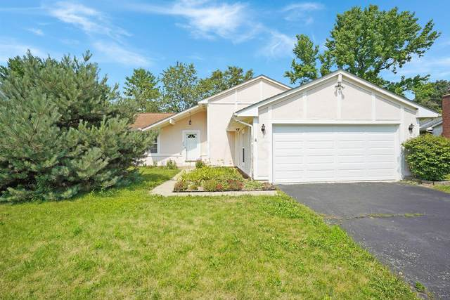 284 Old Coach Place, Canal Winchester, OH 43110 (MLS #220022174) :: The Clark Group @ ERA Real Solutions Realty