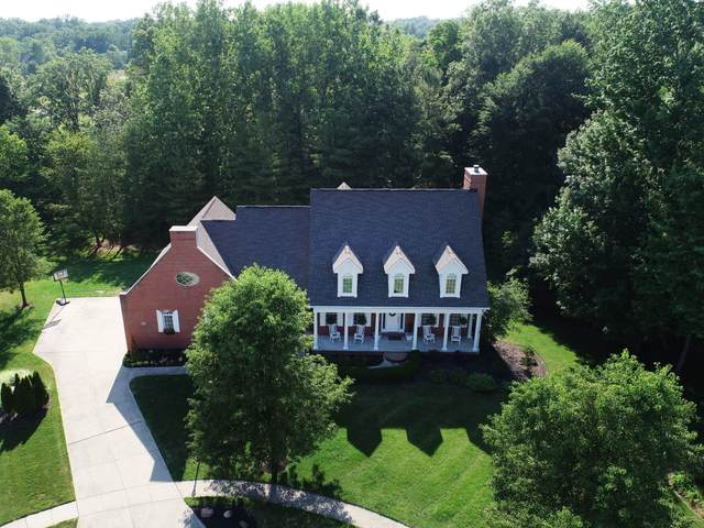 7273 Harbor Blue Place, Pickerington, OH 43147 (MLS #220022309) :: The Holden Agency