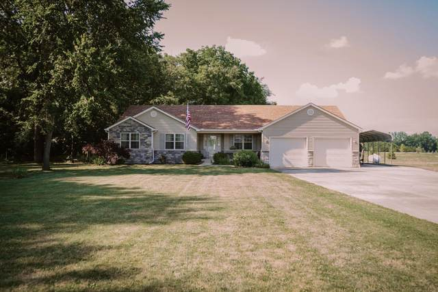 8750 Woodhaven Road, Johnstown, OH 43031 (MLS #220022454) :: The Clark Group @ ERA Real Solutions Realty