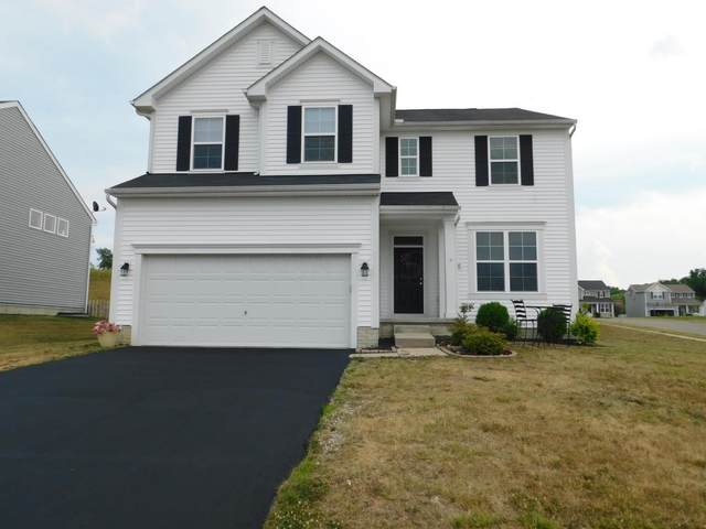 2166 Greencrest Way, Lancaster, OH 43130 (MLS #220022728) :: The Willcut Group