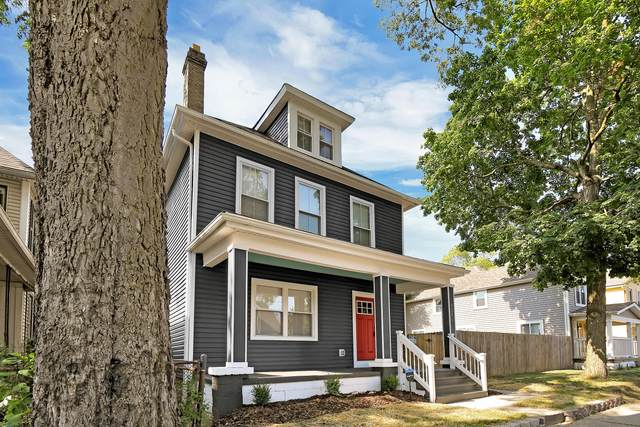 928 Bellows Avenue, Columbus, OH 43223 (MLS #220022886) :: The Holden Agency