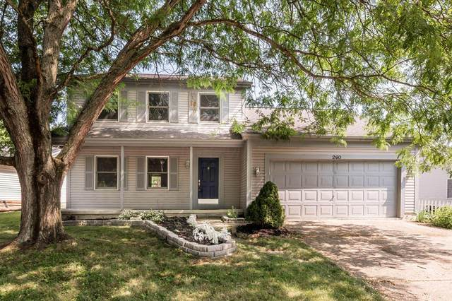 260 Rutherford Avenue, Delaware, OH 43015 (MLS #220022910) :: The Holden Agency