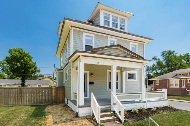 684 Kimball Place, Columbus, OH 43205 (MLS #220023064) :: MORE Ohio