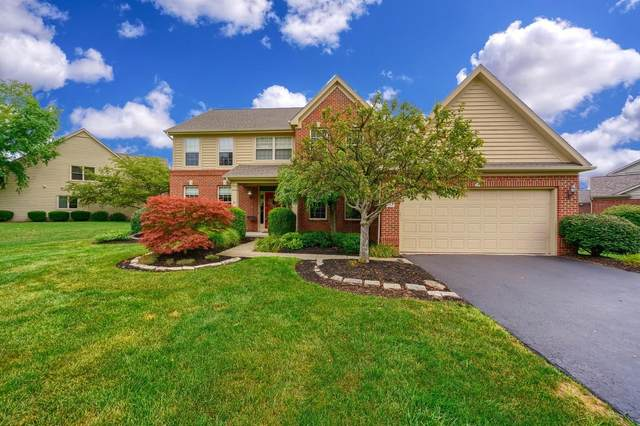 313 Ashmoore Circle E, Powell, OH 43065 (MLS #220023222) :: The Jeff and Neal Team | Nth Degree Realty