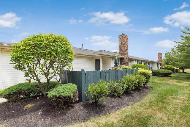 2487 Warm Springs Drive, Hilliard, OH 43026 (MLS #220023618) :: The KJ Ledford Group