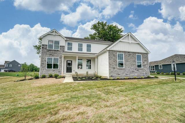6381 Johnnycake Lane, Galena, OH 43021 (MLS #220023924) :: The Jeff and Neal Team | Nth Degree Realty