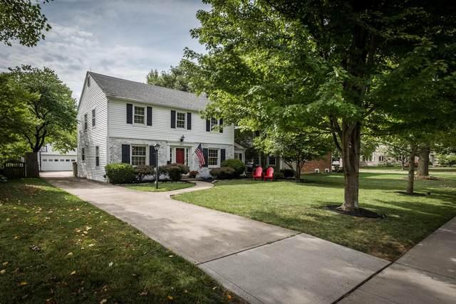 1877 Glenn Avenue, Columbus, OH 43212 (MLS #220024599) :: The Willcut Group