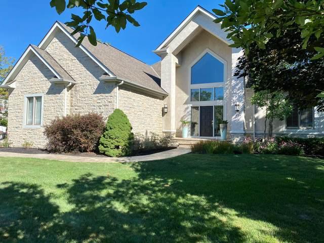 1488 Brittingham Lane, Powell, OH 43065 (MLS #220024915) :: The KJ Ledford Group