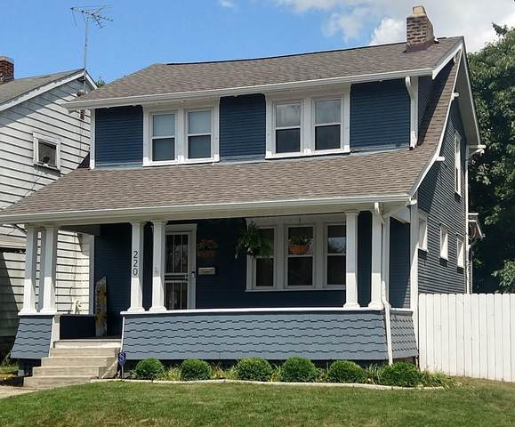 220 Brehl Avenue, Columbus, OH 43222 (MLS #220024935) :: The Willcut Group