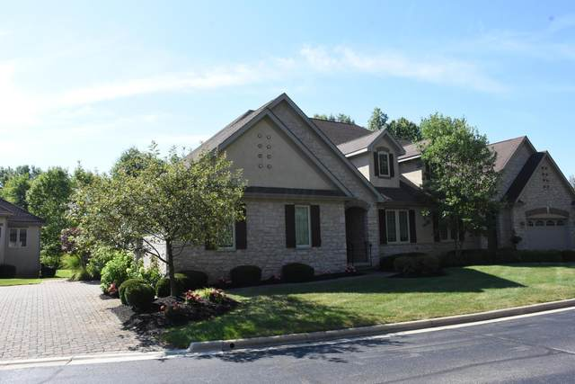 5337 Slater Ridge, Westerville, OH 43082 (MLS #220025078) :: The KJ Ledford Group