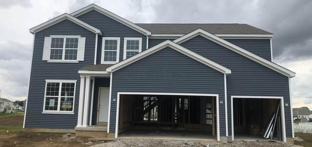 550 Weaver Ridge Drive, Marysville, OH 43040 (MLS #220025189) :: The Willcut Group
