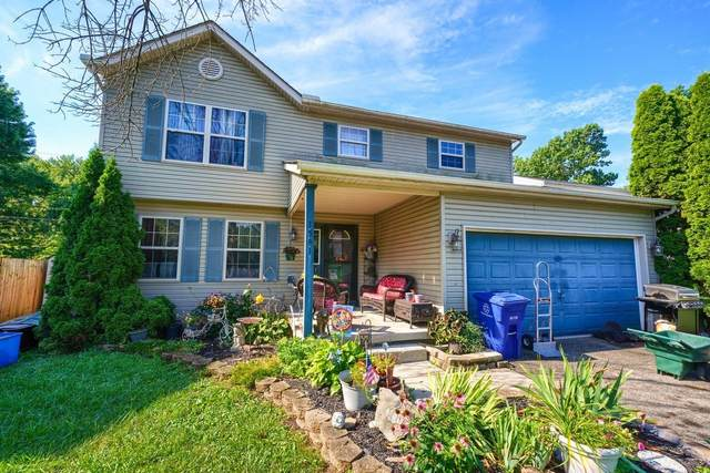 1591 Coronet Drive, Columbus, OH 43224 (MLS #220025569) :: The Clark Group @ ERA Real Solutions Realty