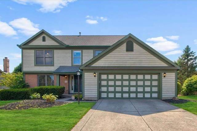 4733 Coolbrook Drive, Hilliard, OH 43026 (MLS #220025830) :: ERA Real Solutions Realty