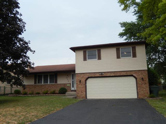 5414 Teakwood Court, Columbus, OH 43229 (MLS #220026531) :: The Jeff and Neal Team | Nth Degree Realty