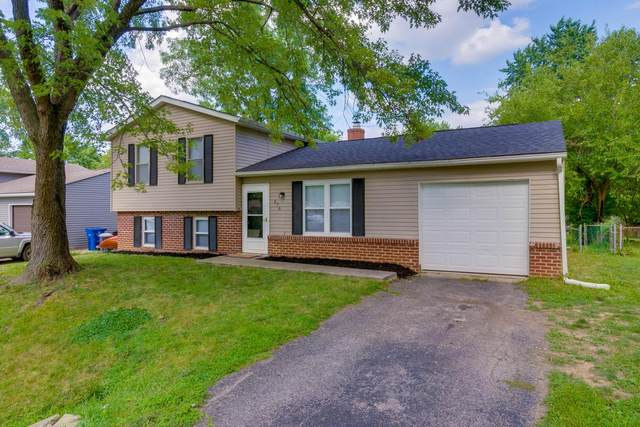 676 Hines Road, Columbus, OH 43230 (MLS #220026824) :: Berkshire Hathaway HomeServices Crager Tobin Real Estate