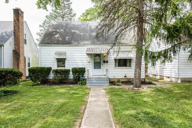 769 Elizabeth Avenue, Columbus, OH 43227 (MLS #220026908) :: Core Ohio Realty Advisors