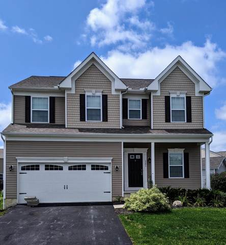 1505 Tamarac Drive, Marysville, OH 43040 (MLS #220027054) :: The Clark Group @ ERA Real Solutions Realty