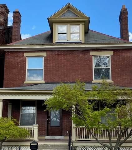 1216 Dennison Avenue, Columbus, OH 43201 (MLS #220027375) :: The Willcut Group