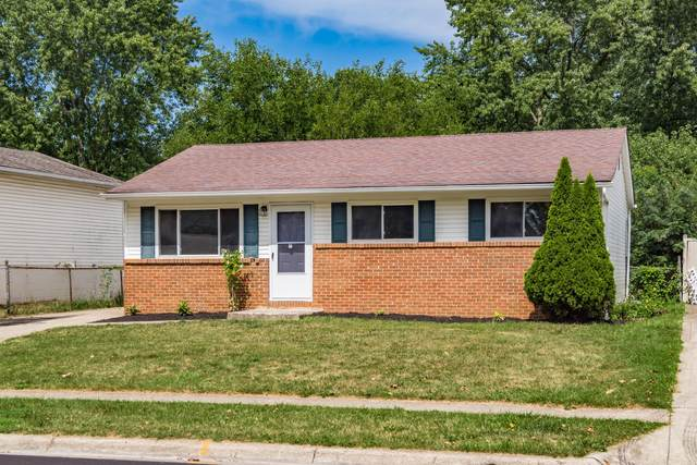 4493 Cheswick Road, Columbus, OH 43231 (MLS #220027645) :: Sam Miller Team