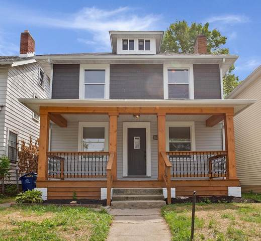 712 Lilley Avenue, Columbus, OH 43205 (MLS #220027785) :: Core Ohio Realty Advisors